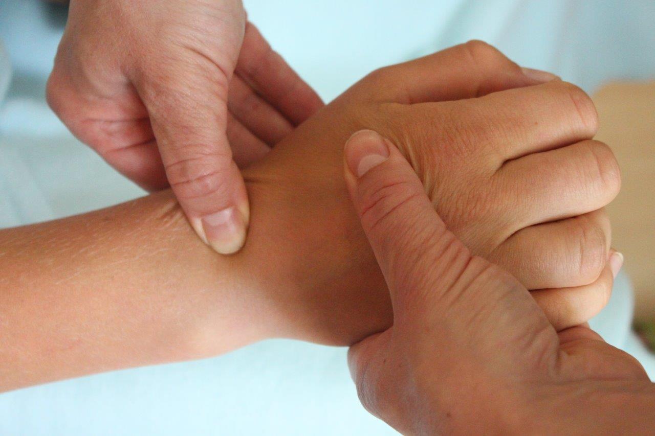 Behandlung des Ellenbogen